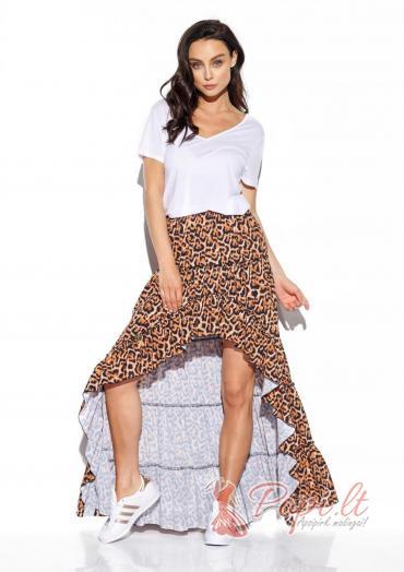 ilgas lieknėjantis maxi sijonas matcha lieknėjimas